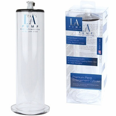 LA PUMP (Premium Penis Enlargement Cylinder) �Aペニス拡大シリンダー